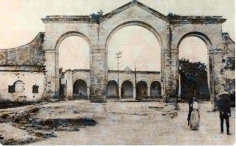 Garita de San Pedro, 1880