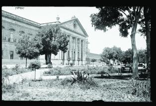 Jardín y Prisión de Escobedo