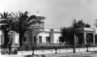 Casona en Vallarta y Atenas, hoy Contraloría del Estado
