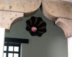 Detalle de arco morisco