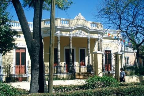 Casa Castiello - Fachada
