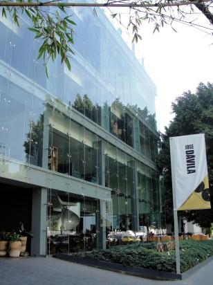 Restaurante / Biblioteca