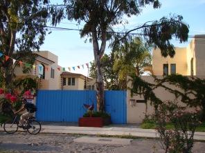 Conjunto residencial cerrado