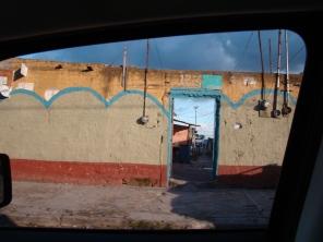 Una vecindad sobre Circunvalación Oriente
