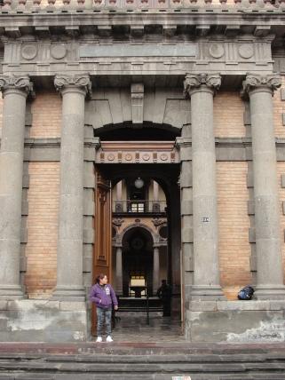 Detalle de entrada