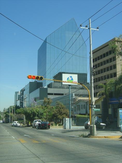 Vista desde Av. Américas viendo al norte, 2007