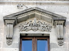 Detalle de ornamento