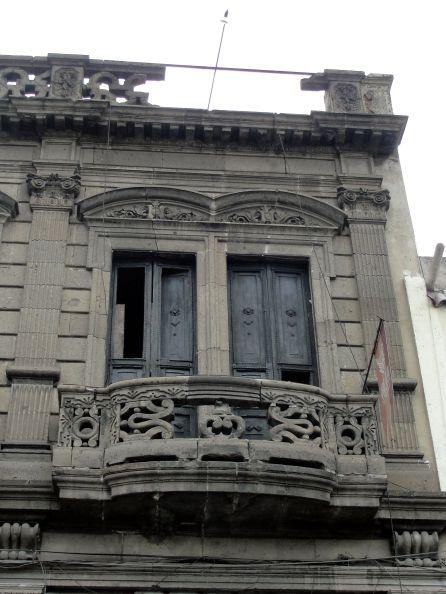 El edificio podría beneficiarse de una restauración