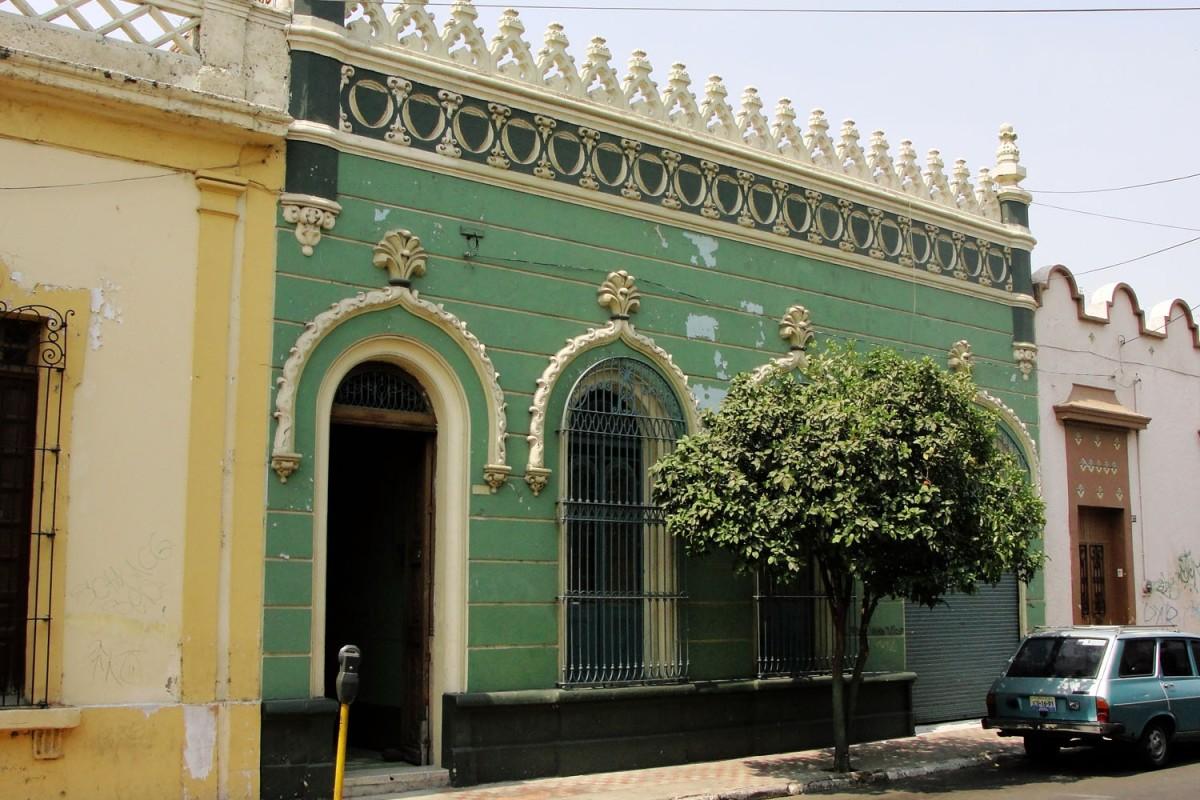 Ficha garibaldi 569 revisiones de guadalajara for Arquitectura eclectica