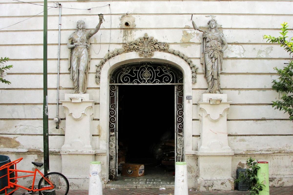 Baño Turco Arquitectura:Ficha: Mezquitán 350 – Baños Venecia