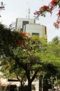 Vista desde Av. Providencia