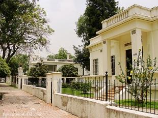 Villa Esperanza al fondo