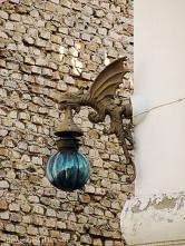 Detalle de lampara