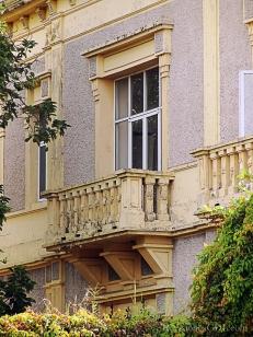 Detalle de balcón