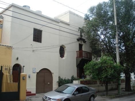 General San Martin 186 / Casa Martínez Negrete - detalle de fachada