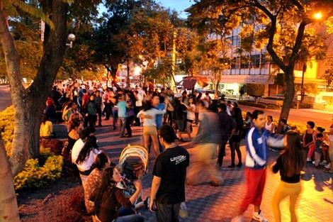 Clases de baile en Paseo Chapultepec, en Guadalajara