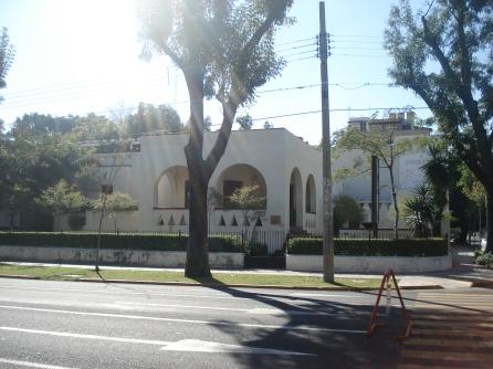 Vista desde Av. Vallarta