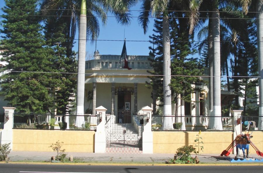 Casa Trischler - Fachada principal