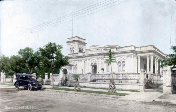Villa Esperanza en 1913