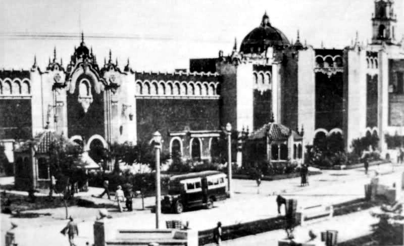 El Mercado Libertad en los 1940's