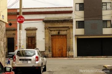 Vista desde la calle Zaragoza