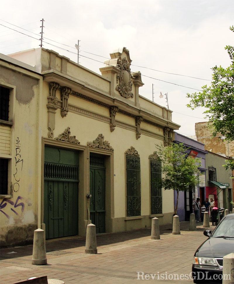 Pedro Loza 440 - Fachada