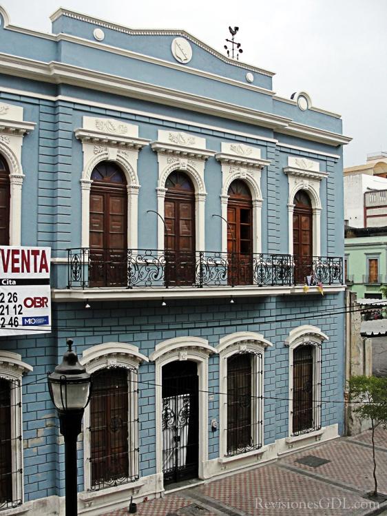 Vista por Madero