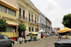 Vista de conjunto (Calle Pedro Loza viendo al norte)