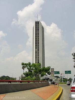 Vista desde Circ. Jorge Álvarez del Castillo