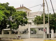 Fachada de Av. Chapultepec