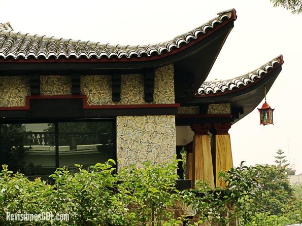 Detalle de techo