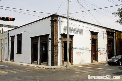 Garibaldi 602 - Fachada