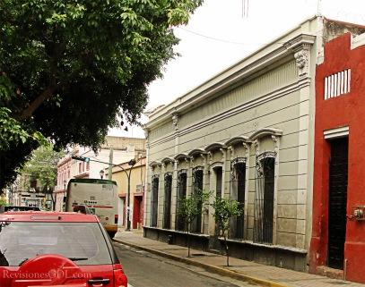 Vista Mariano Bárcena