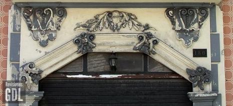 Detalle de fachada