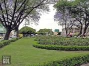 E jardín en el extremo oriente