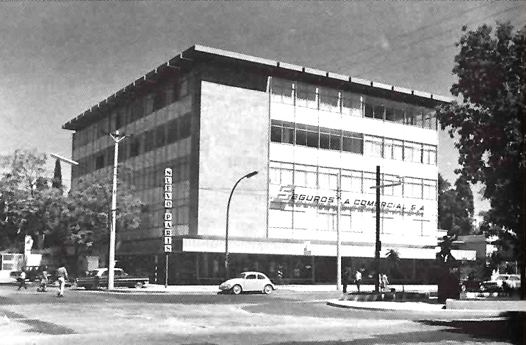 Chapultepec 284 c