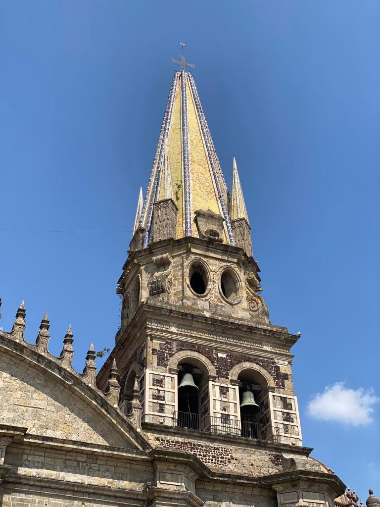 Torre neogótica de Catedral (Foto: Xavier Iturbide)
