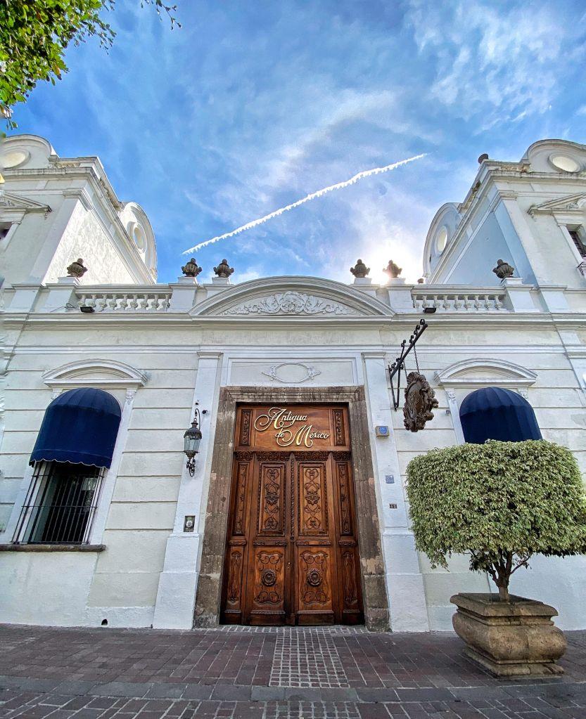 Entrada principal, Independencia 255 (Foto: Xavier Iturbide)