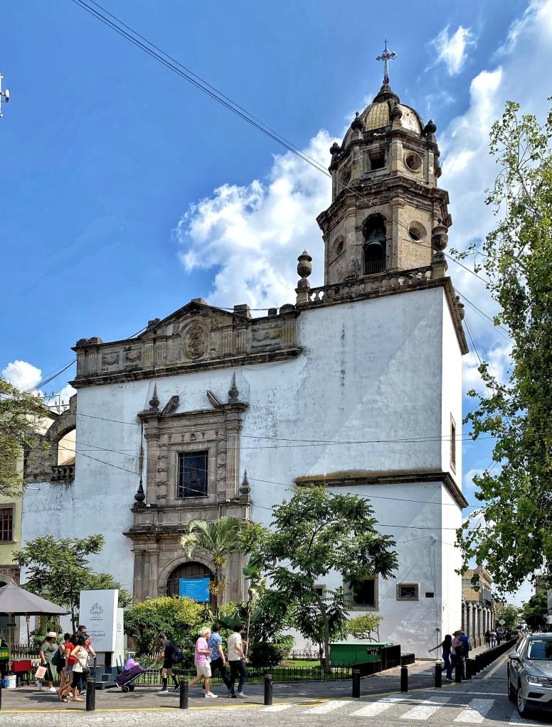 Templo de San Agustín, 1587 (Foto: Xavier Iturbide)