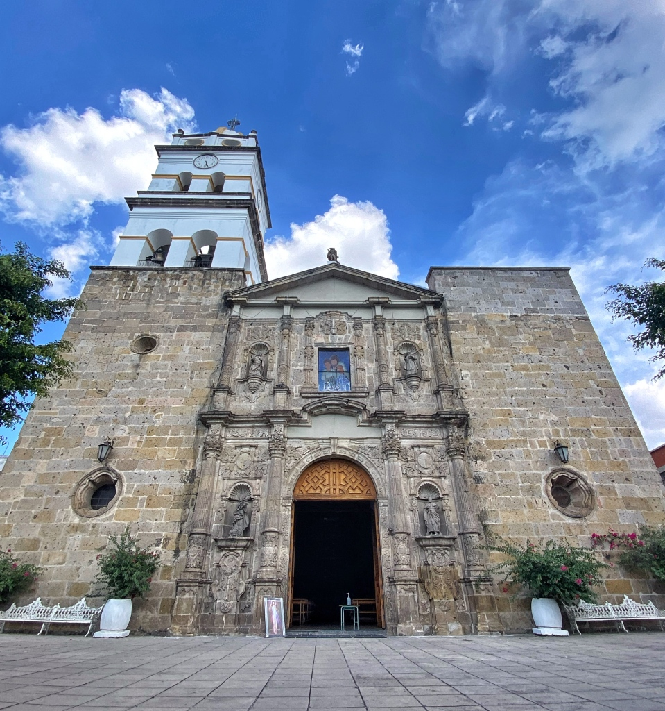 San José de Analco, 1543 (Foto: Xavier Iturbide)