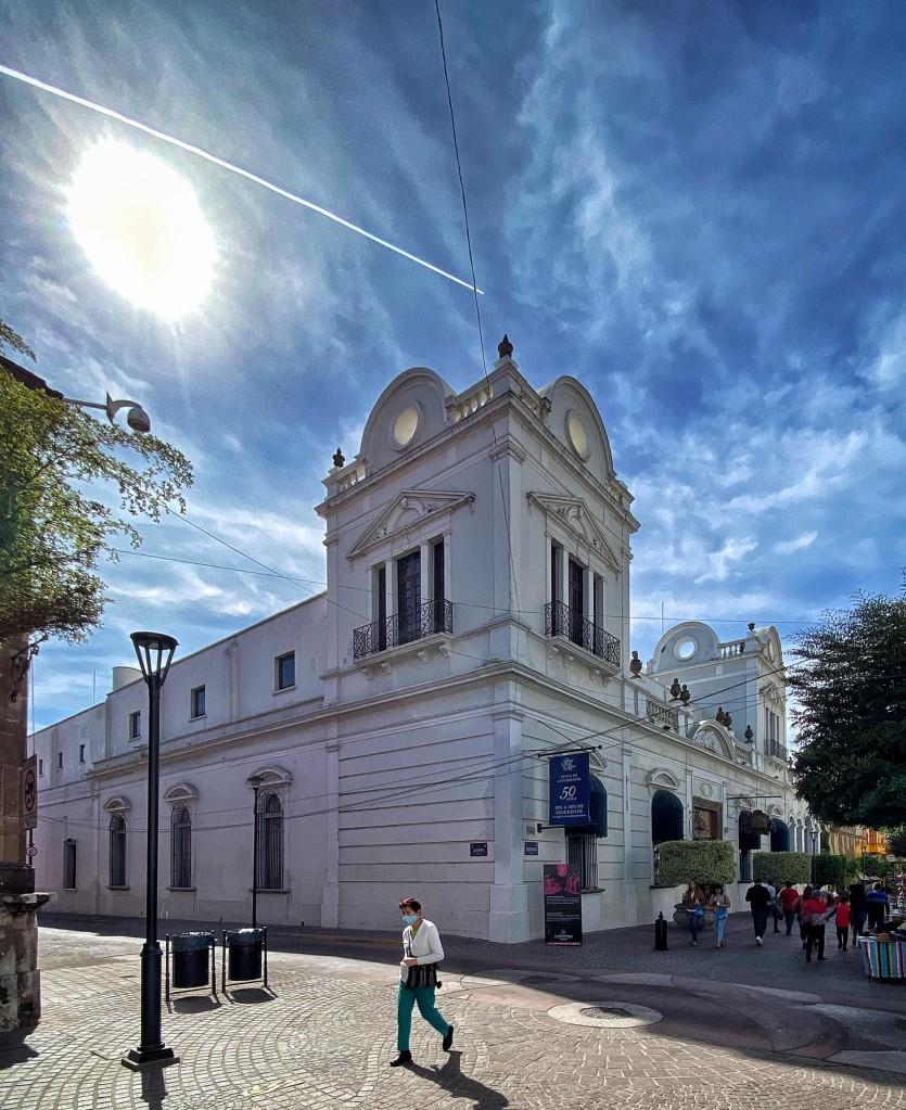 Vista de la esquina de Independencia y Alfareros (Foto: Xavier Iturbide)