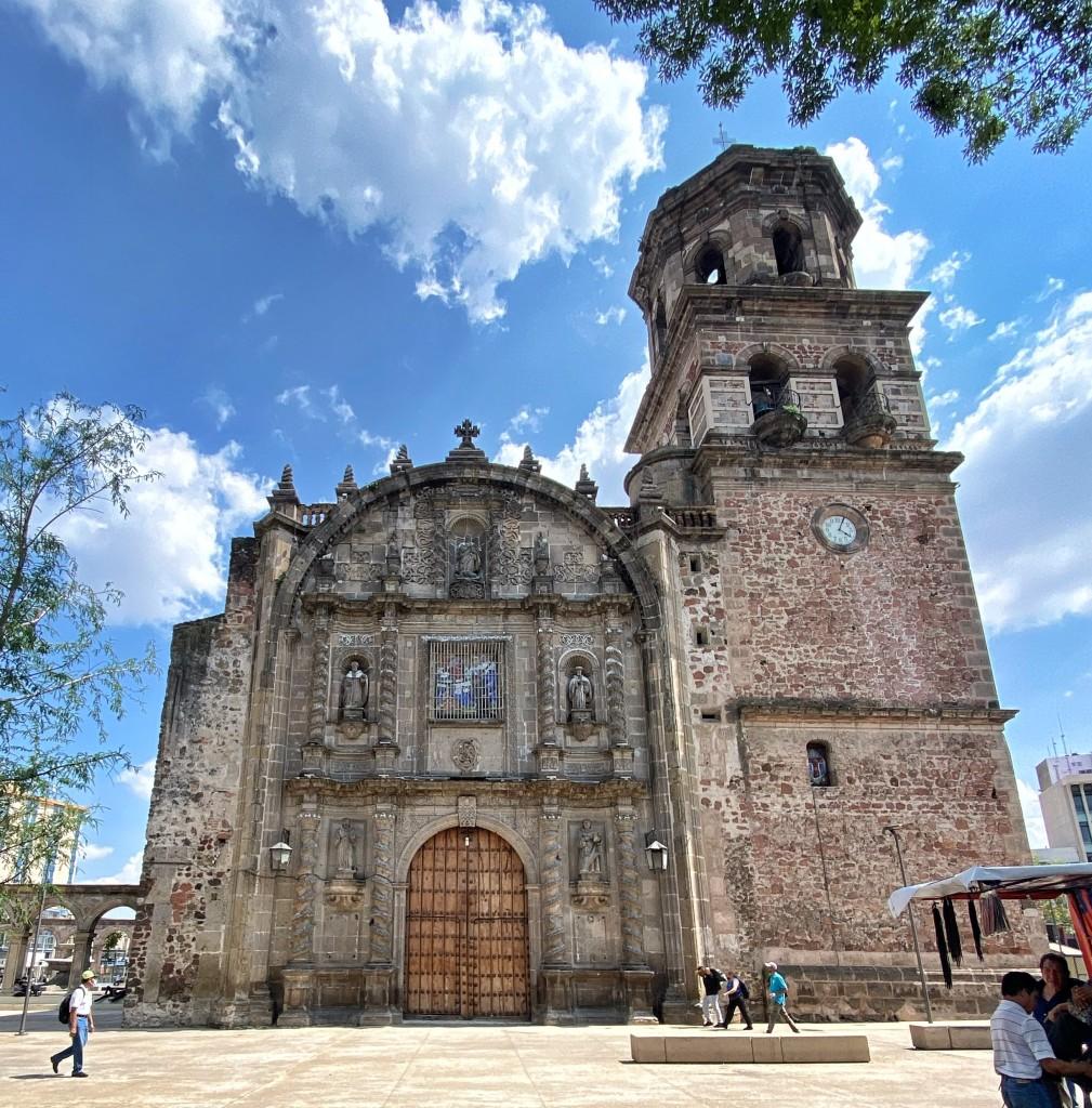 Templo de San Francisco de Asís, 1580 (Foto: Xavier Iturbide)
