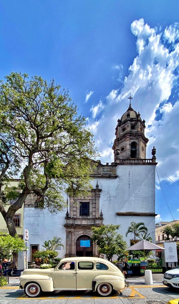 Templo de San Agustín, frecuentemente elegido para bodas. (Foto: Xavier Iturbide)